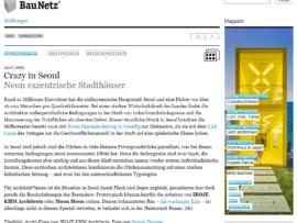 BauNetz 뉴스